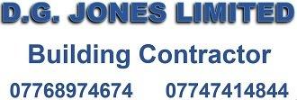 D G Jones Ltd Logo
